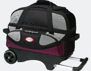 Columbia Pro 2-Ball Roller Violet/Black