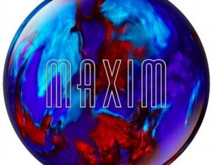 Ebonite Maxim Red/Purple/Blue