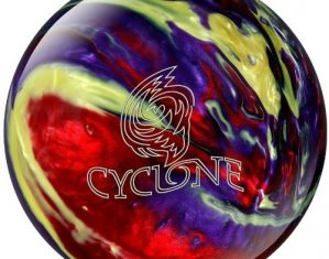 Cyclone Red / Purple / Yellow
